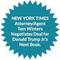 Politico - Don Jr. Hires Tom Winters as Literary Agent!